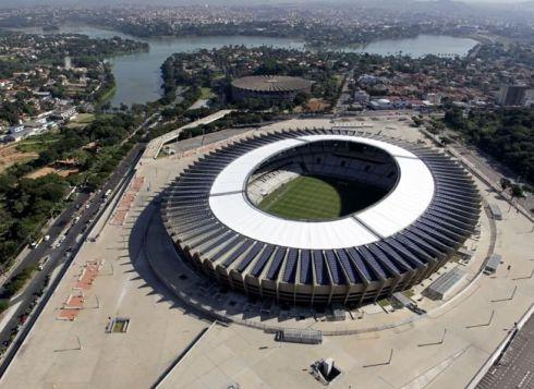 Belo Horizonte, stadion