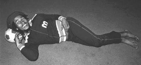 Bob Marley, piłka nożna