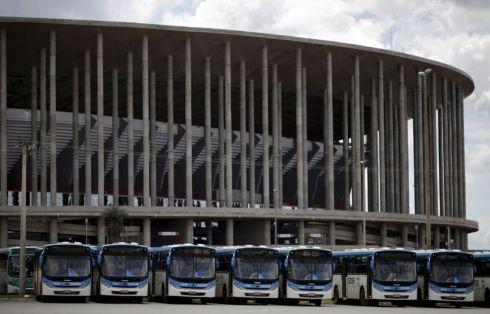 Brasilia, stadion