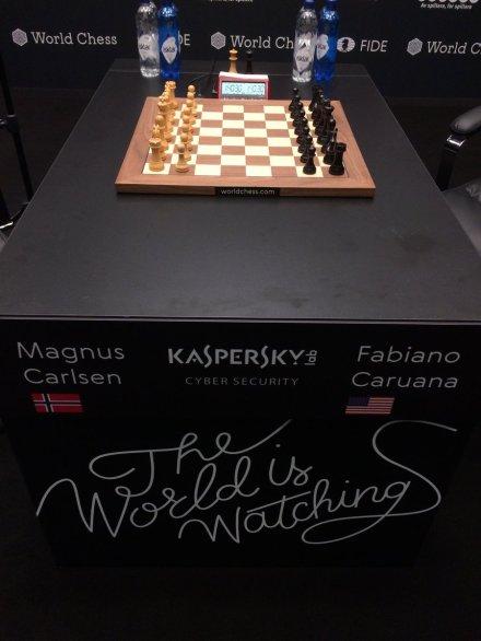 Magnus Carlsen - Fabiano Caruana, Carlsen - Caruana, szachy
