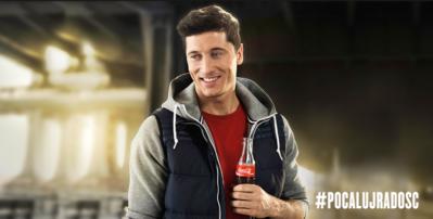 Robert Lewandowski, Coca-Cola