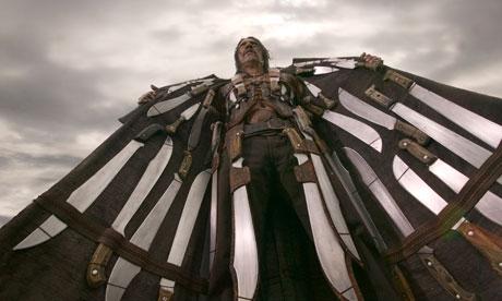Diego Simeone jak Danny Trejo