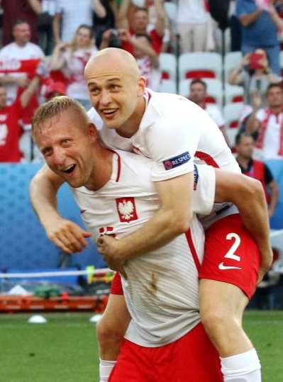 Kamil Glik, Michał Pazdan