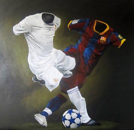 El Clasico, Gran Derbi, Real Madryt, FC Barcelona