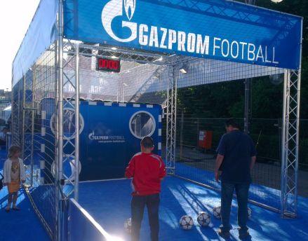 Gazprom, finał Ligi Mistrzów, Juventus - Barcelona