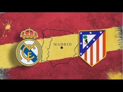 Finał Liga Mistrzów, derby Madrytu, Real Madryt, Atletico Madryt
