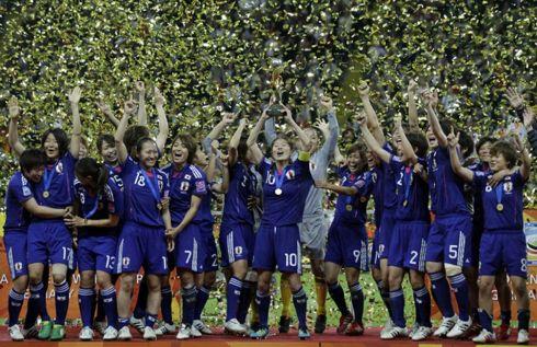 Japonia, reprezentacja piłkarska
