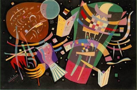 Wassily Kandinsky, wiadomo
