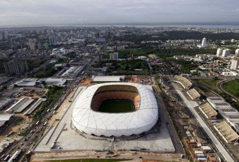Manaus, stadion