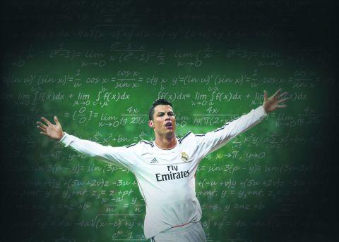 Cristiano Ronaldo, analiza meczu piłkarskiego