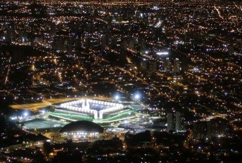 Natal, stadion