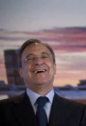 Florentino Perez, Real Madryt
