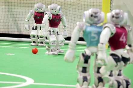 sztuczna inteligencja, piłka nożna