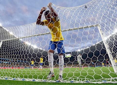 Brazylia, mistrzostwa świata w piłce nożnej, Niemcy