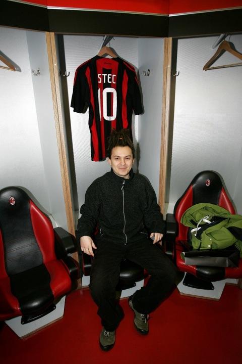 AC Milan, San Siro, Rafał Stec
