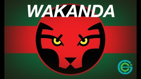 Wakanda, flaga